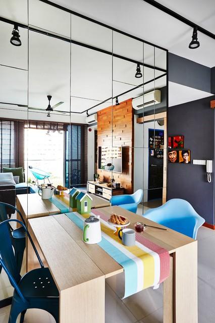 The Canopy @Yishun scandinavian-dining-room