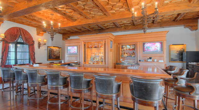 The Cloister at Sea Island mediterranean-dining-room