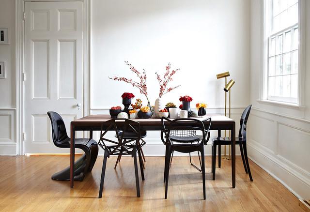 9 Idee Per Accostare Sedie Diverse Contro Tavoli Da Pranzo Noiosi