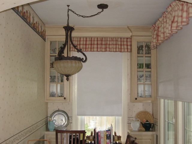 The Crivella Kitchen traditional-dining-room
