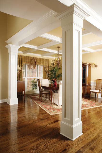 The Hartford Plan 1048 Traditional Dining Room