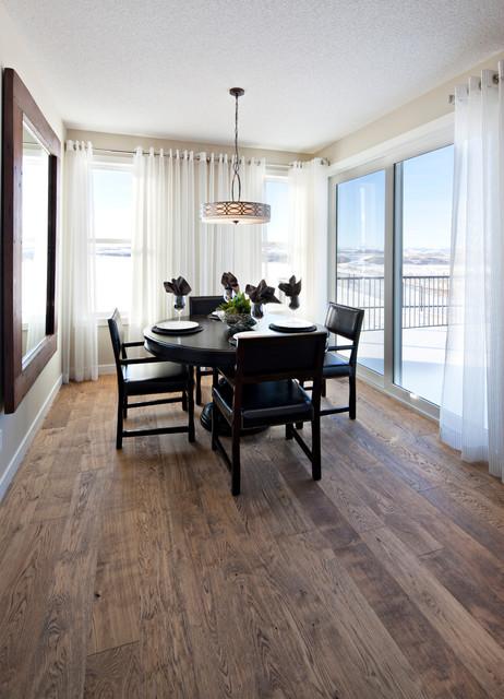 the hawthorne nook classique salle manger calgary par cardel homes. Black Bedroom Furniture Sets. Home Design Ideas