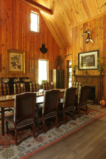The Hunting Life - Rustic - Dining Room - charleston - by ...