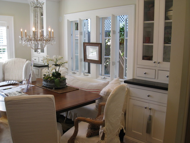 The Kitchen Consultant traditional-dining-room