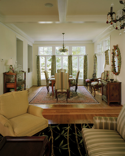 The Levine Group traditional-dining-room