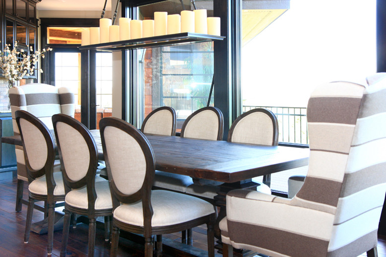 简单大气餐厅装饰设计