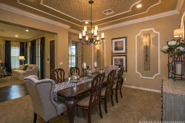 The Mesa Verde Plan at Higley Manor | Phoenix, AZ traditional-dining-room