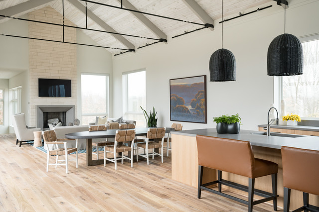 Ask Before Committing To An Open Floor Plan, Steve Madden House Plans