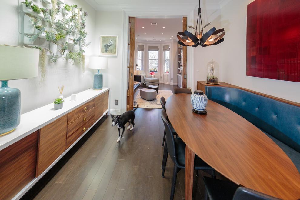 Idee per una sala da pranzo minimal