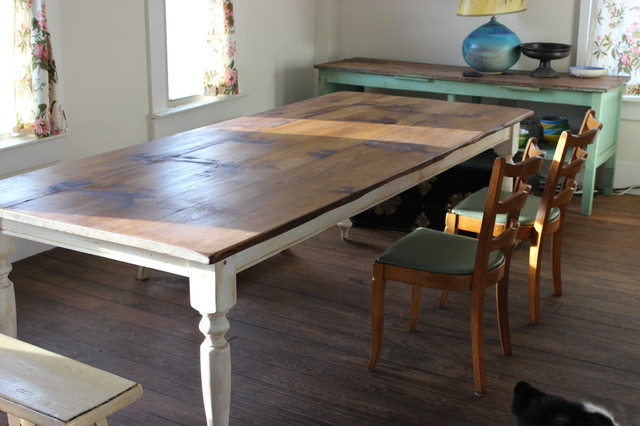 The New England Farm Table Co Featured Tables Farmhouse Dining Room Ne