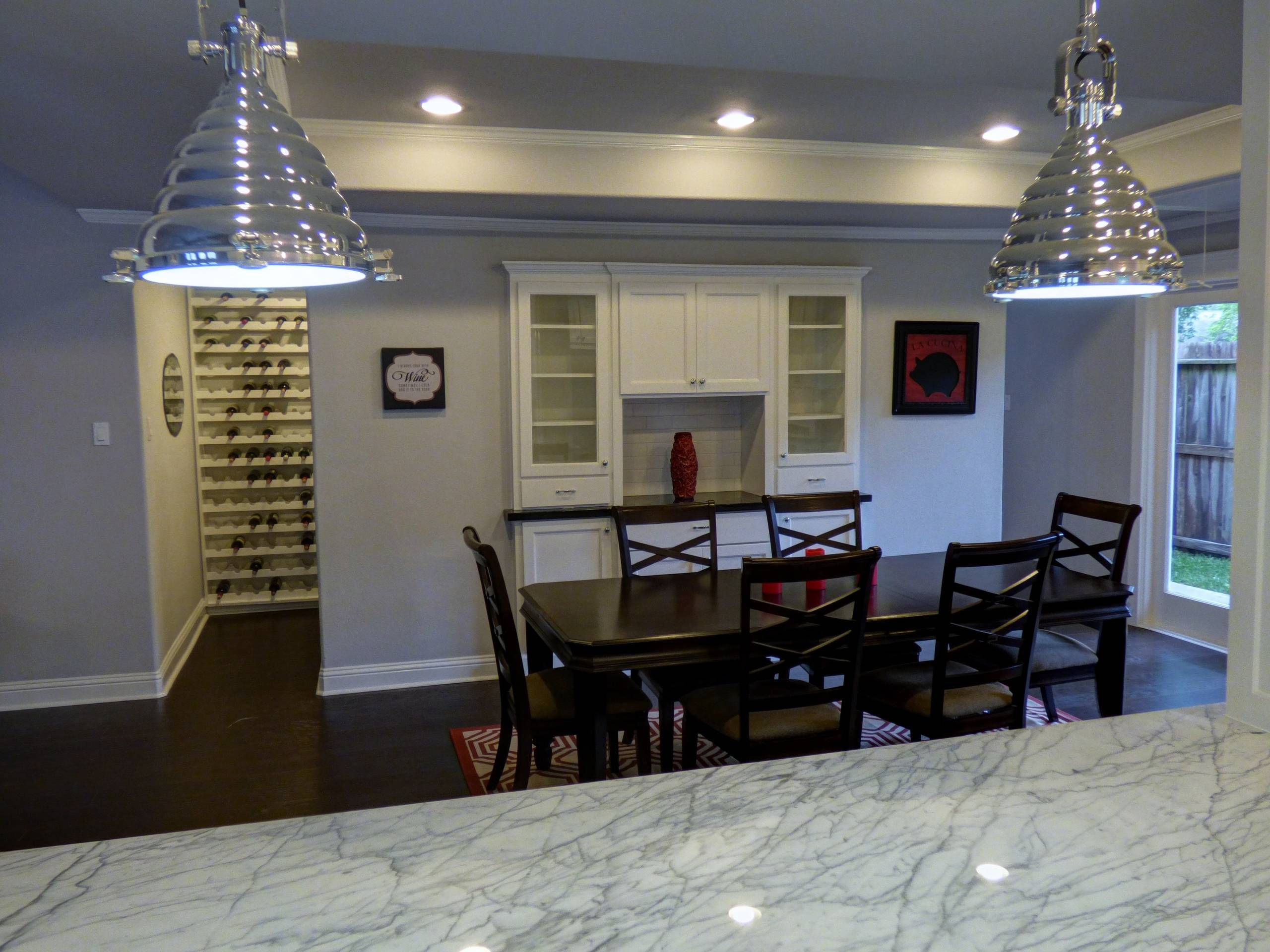 The Oasis of Westbury Dining Room