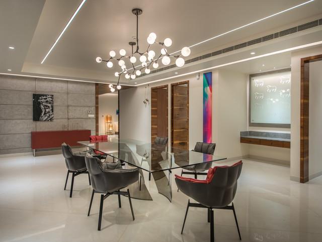 The Peak modern-dining-room