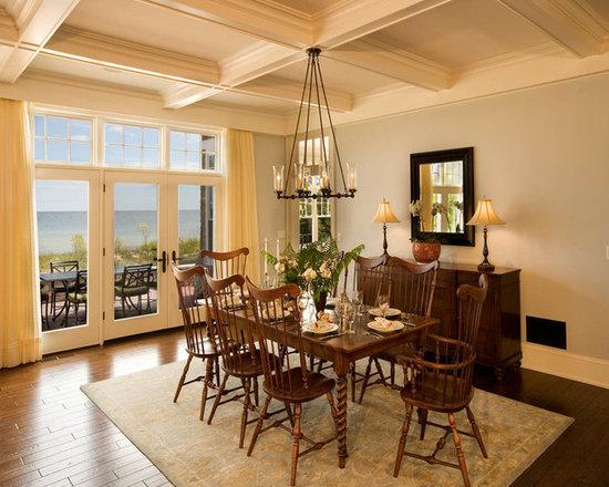 Дизайн комнаты столовая