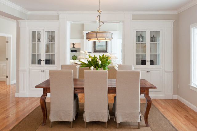 The Residences at Black Rock - Traditional - Dining Room ...