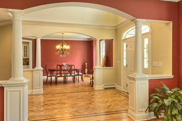 Modular Dining Room : ... ) - Traditional - Dining Room - by Modular Home Builders Association