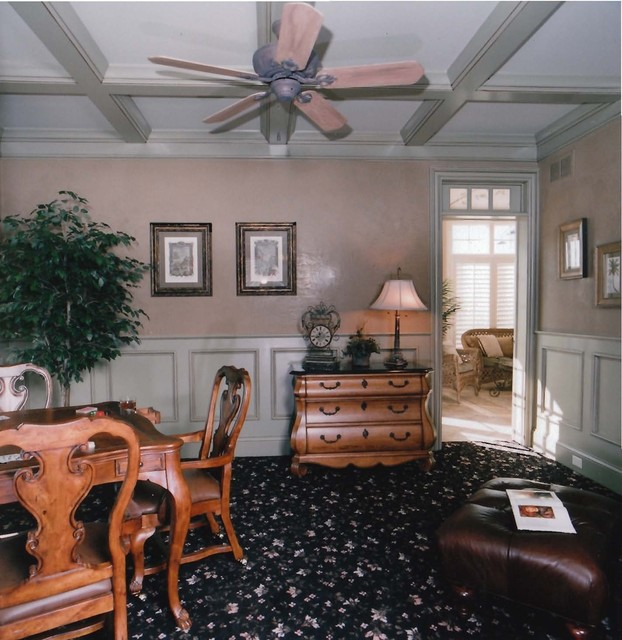 The Savannah by John Hall Home traditional-dining-room
