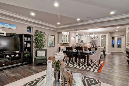 Floors for Oakwood homes design center