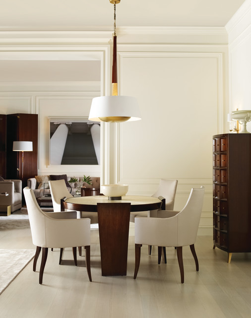 The Thomas Pheasant Collection Contemporary Dining Room