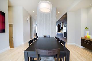 The Urban Executives contemporary dining room