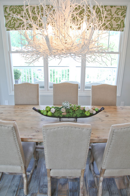 The Wingate 2012 eclectic-dining-room