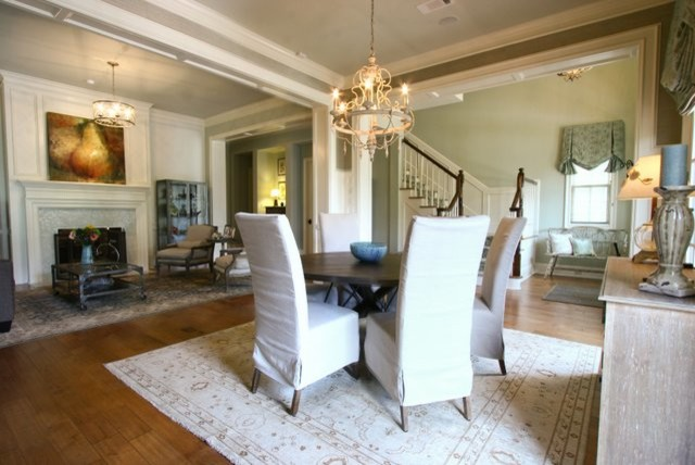 The Woodlands traditional-dining-room