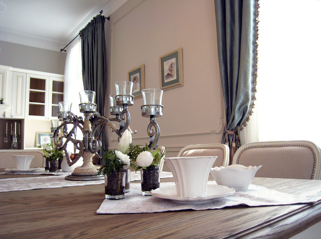 Theme of Provence - Interior design of apartments on Cote d\'Azur