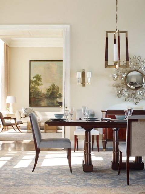 Thomas Pheasant Dining Room Baker Furniture