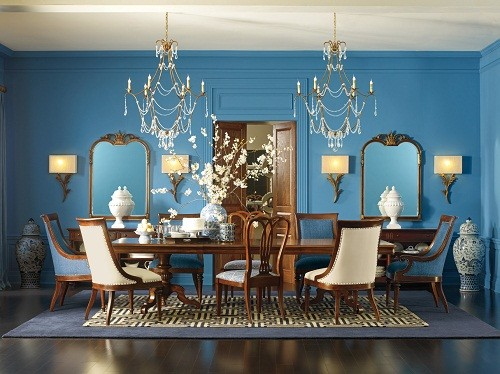 Thomasville Dining Rooms Transitional Dining Room