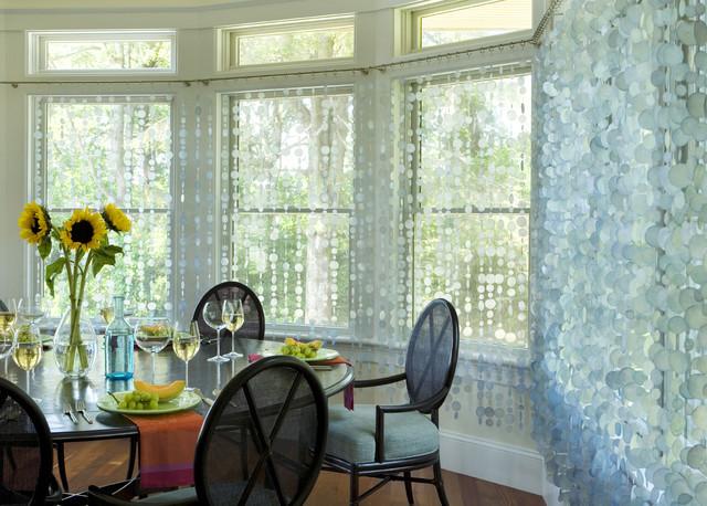 8 Wonderfully Creative Window Treatments