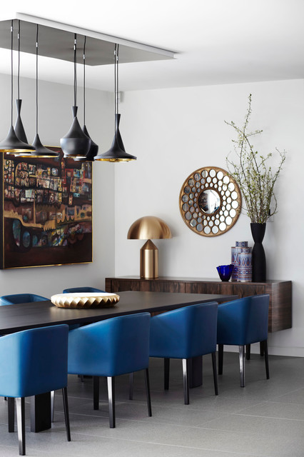 TOORAK Contemporary Dining Room