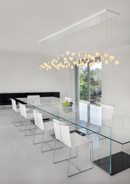 top lighting trends 2014 modern dining room miami