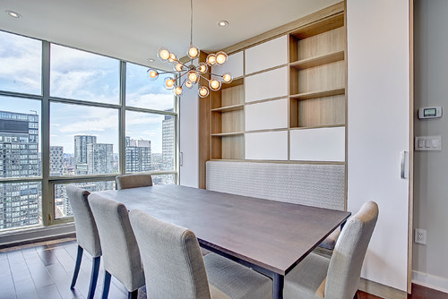 Toronto Waterfront Condo by Space Solutions on Houzz