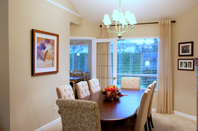 Townhouse Redo traditional-dining-room