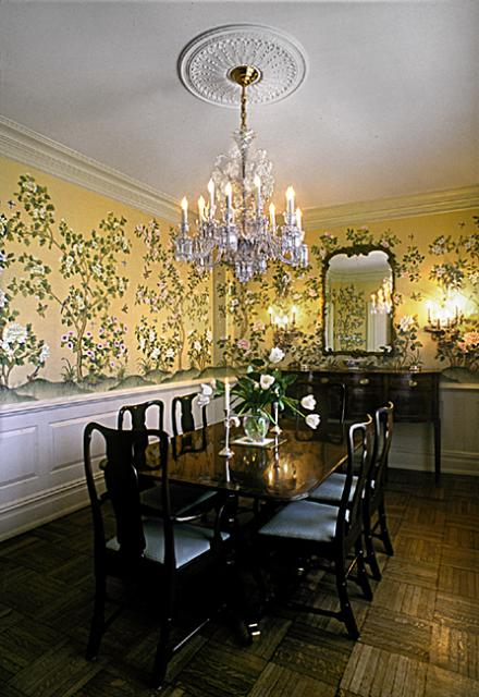 Tpde Residential Portfolio Traditional Dining Room