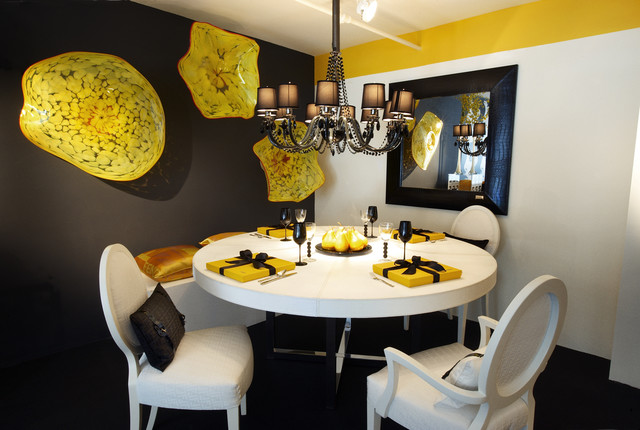 Tracy Murdock contemporary-dining-room