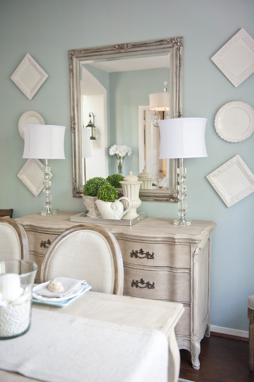 remarkable wedgewood gray bedroom | Sherwin Williams Dupe for BM Wedgewood Gray?