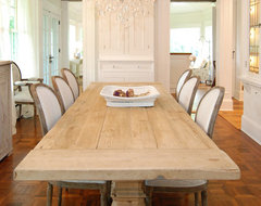 North Shore Kitchen traditional dining room