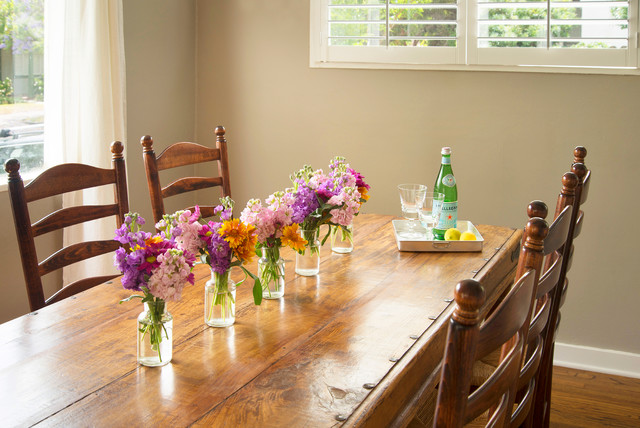 Mountain View traditional-dining-room