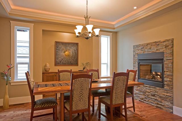 Lot 77 Dining Room traditional-dining-room