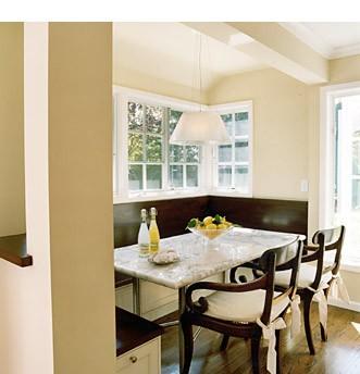 Ana Williamson Architect-Dana Avenue traditional dining room