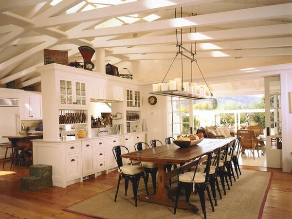 Look Up While You Eat 10 Things To Hang Over Your Dining Room Table