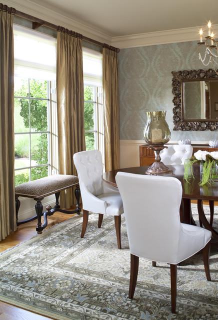 Lauren nicole designs · interior designers decorators traditional dining room interior design traditional dining room