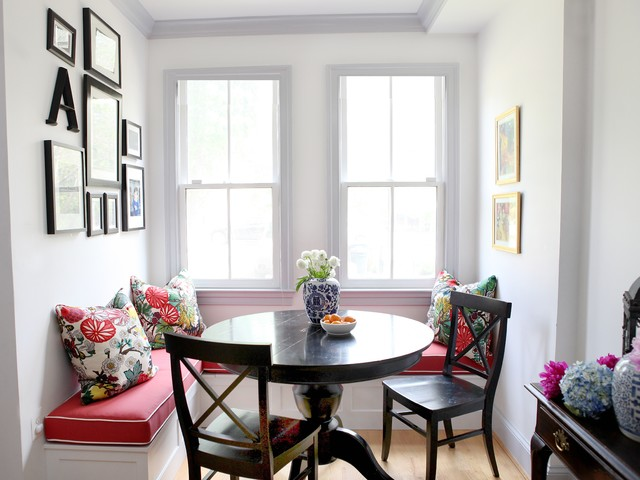 DC Residences traditional-dining-room