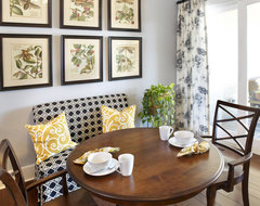 New Construction traditional-dining-room