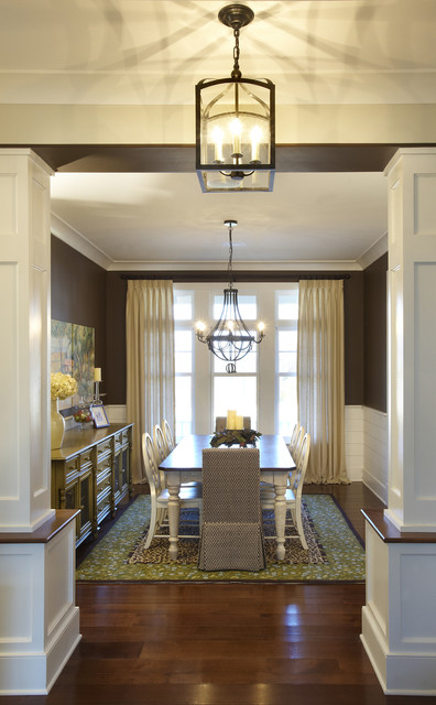 New Construction - Traditional - Dining Room - other metro ...