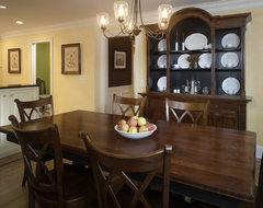 Kitchens traditional dining room