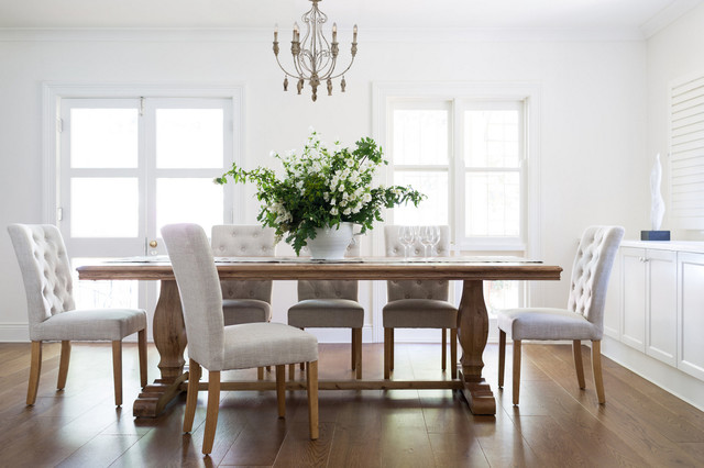 French Farmhouse Dining Collection Traditional Room