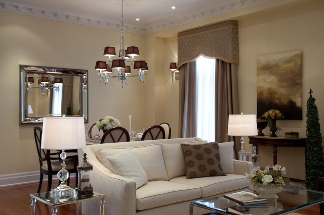 Traditional Dining room / Living room ispirational images. traditional-dining-room