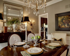 McCroskey Interiors traditional-dining-room