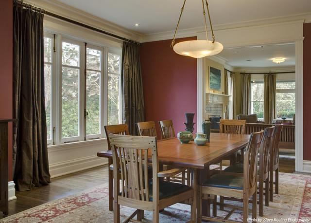 Traditional Dining Room traditional-dining-room